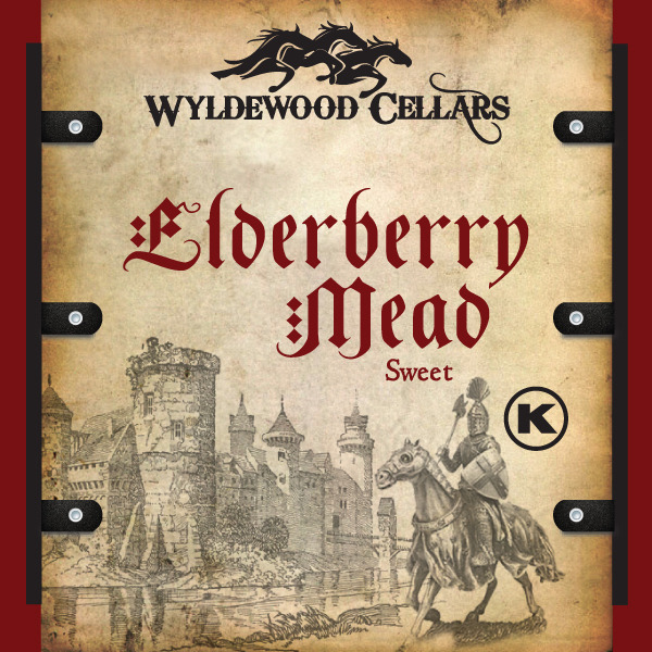 Product Image for Elderberry Mead