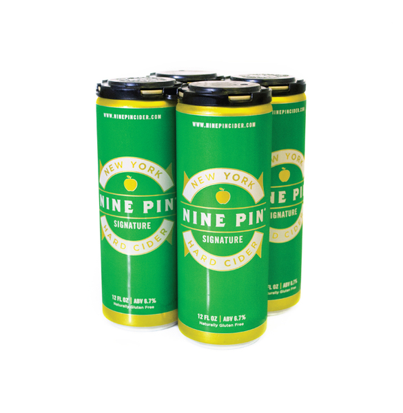 Signature Cider (3 4-packs) SHIPPING INCLUDED