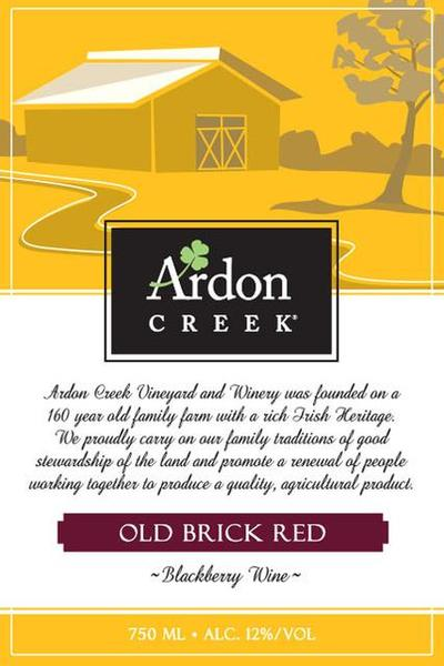 Old Brick Red (Sweet)