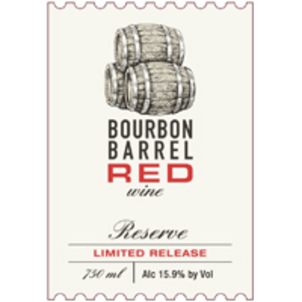 Bourbon Barrel RED