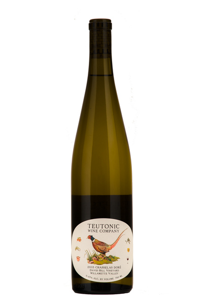 2015 Chasselas Doré - David Hill Vineyard