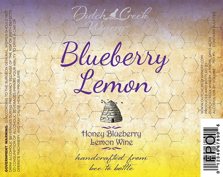 Blueberry Lemon