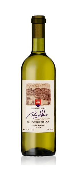 Product Image for 2015 Dusan Belko Estate Bottled Chardonnay