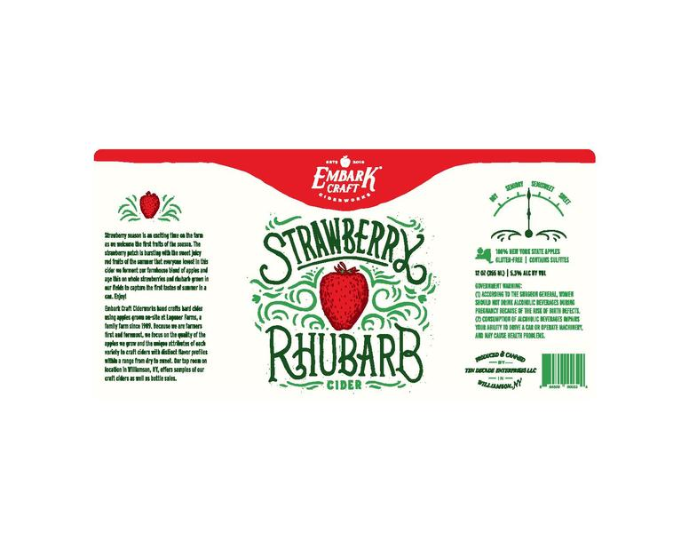 Product Image for 2018 Strawberry Rhubarb