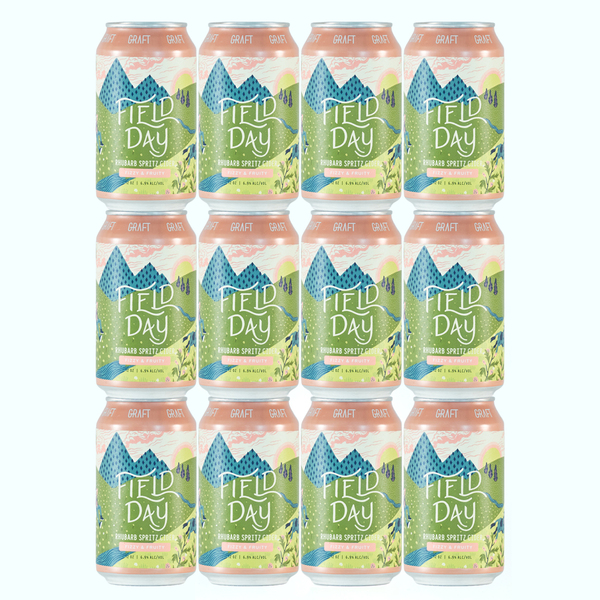 Field Day (12 Pk Shipping Included)