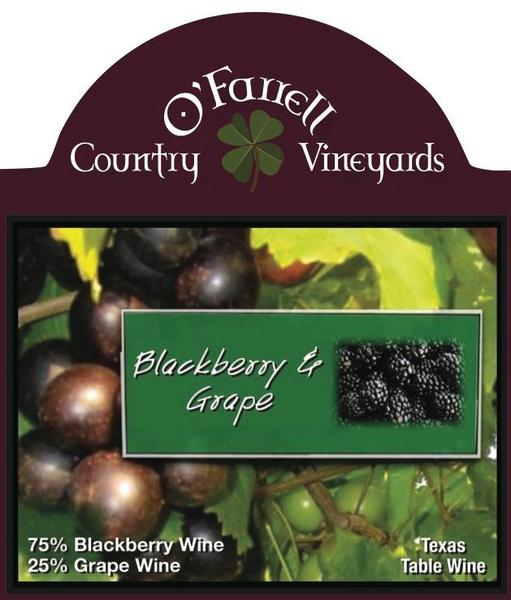 Product Image for Blackberry & Grape