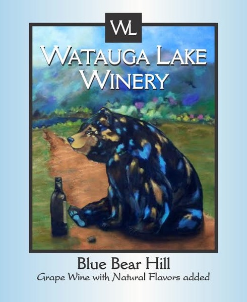 2018 Blue Bear Hill