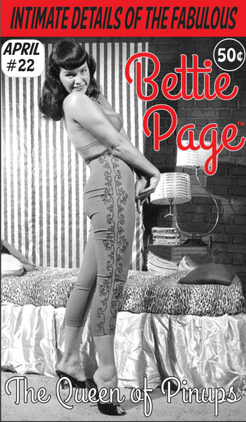 2013 Bettie Page Red Wine