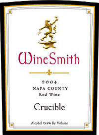 2004 WineSmith Crucible