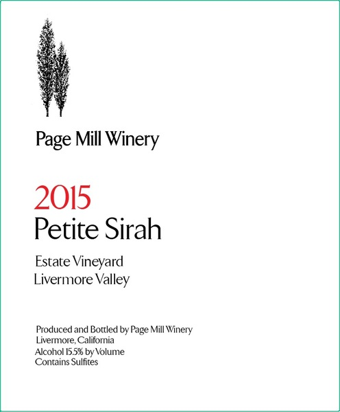 Product Image - 2017 Petite Sirah, Estate