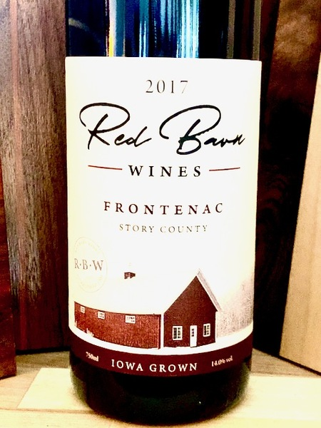 2017 Frontenac -- Red Barn Wines