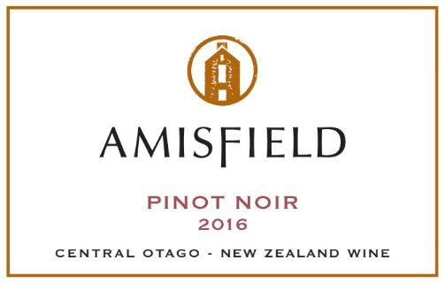 2016 Amisfield Pinot Noir