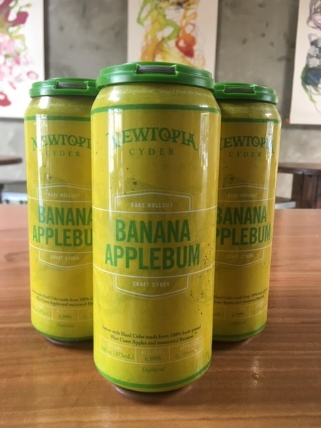 Product Image for 2020 Banana Applebum