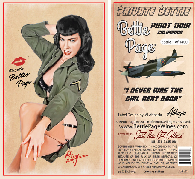Product Image for Private Bettie Pinot Noir