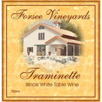Product Image for 2010 Forsee VineyardsTraminette