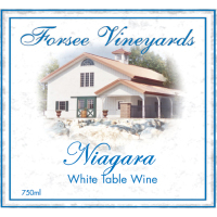 Product Image for 2012 Forsee Vineyards Niagara
