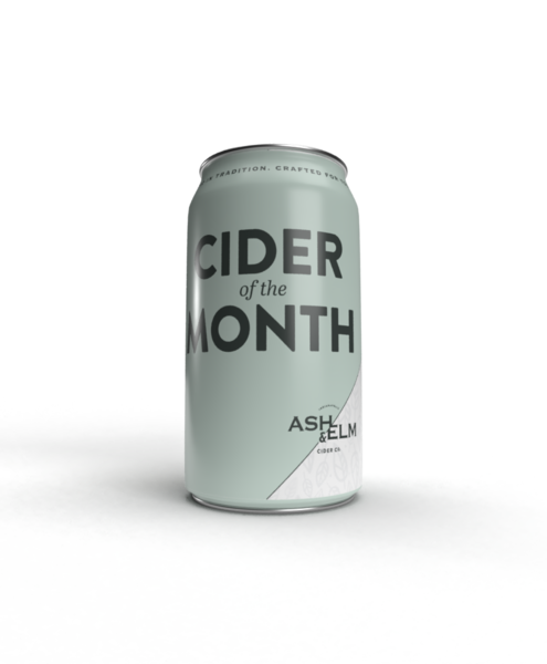 September Cider of the Month - Scrumpy