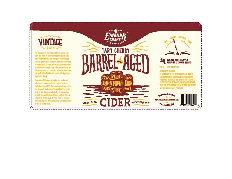 Product Image for 2017 Tart Cherry Barrel Aged