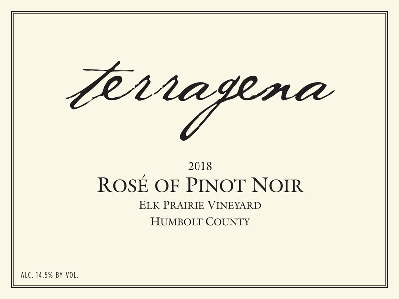2018 Elk Prairie Vineyard Rosé of Pinot Noir