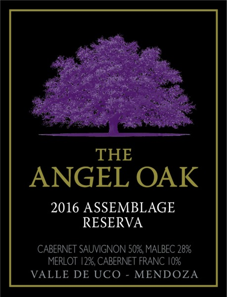 Product Image for 2016 The Angel Oak Assemblage Reserva