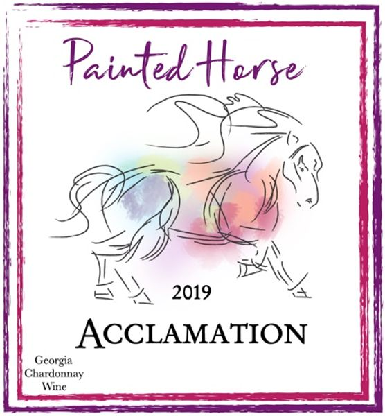 2019 Acclamation Chardonnay Unoaked