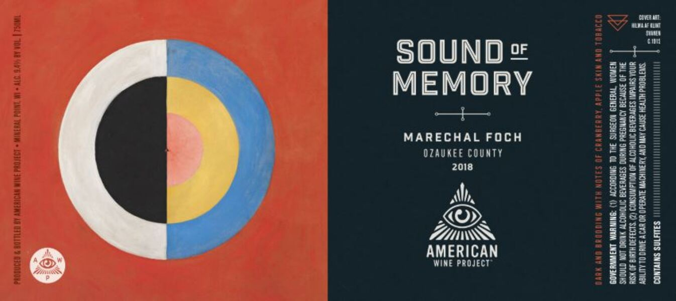 2018 Sound of Memory Marechal Foch