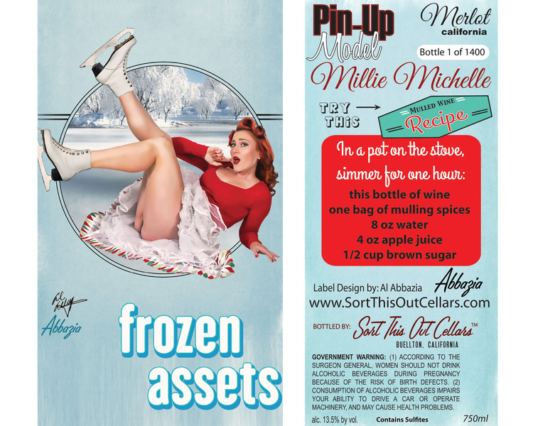 Product Image for Frozen Assets Merlot/Mulled Wine
