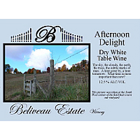 Product Image - 2015 Afternoon Delight; Dry, Oaked Blend