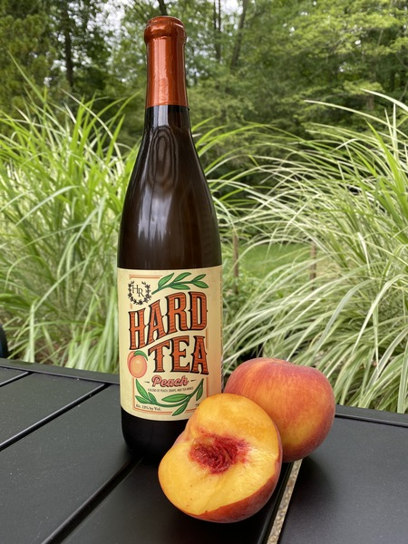 2020 Hard Tea - Peach