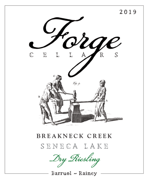Product Image - 2019 Breakneck Creek Dry Riesling