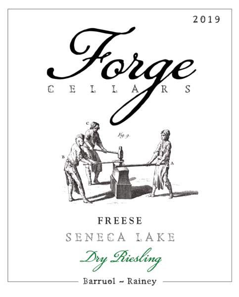 Product Image - 2019 Freese Dry Riesling