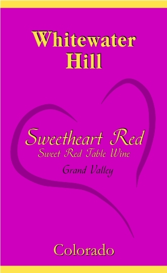 Product Image for 2017 Sweetheart Red