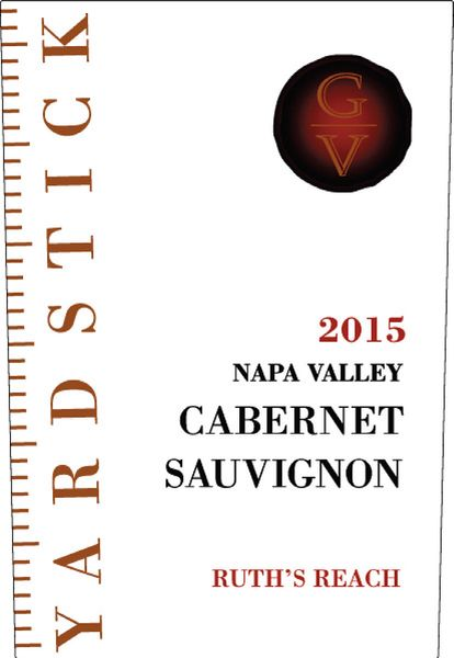2015 Yardstick Ruth's Reach Cabernet Sauvignon Napa Valley