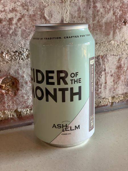 October Cider of the Month: Earl Grey