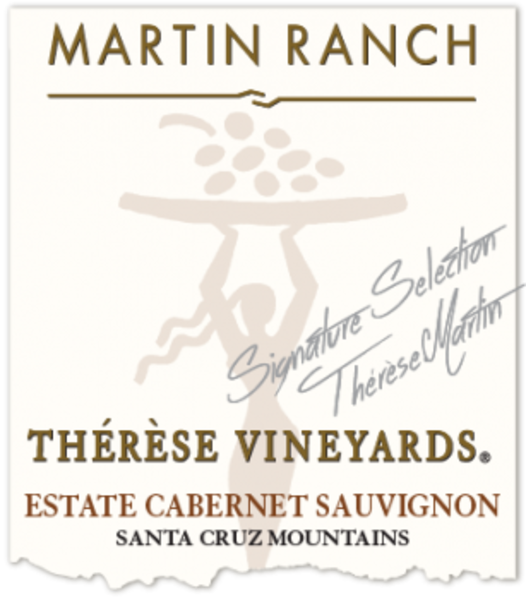 2016 Martin Ranch Thérèse Vineyards Estate Cabernet Sauvignon