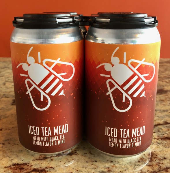 2020 Iced Tea Mead
