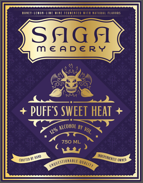 Puffs Sweet Heat