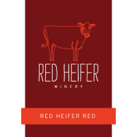 2017 Red Heifer Red (cabernet franc) (chambourcin)