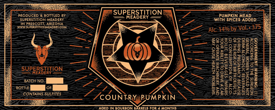 Product Image for 2019 Barrel Aged Country Pumpkin
