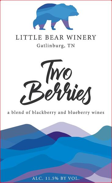 Two Berries (Blueberry/Blackberry)