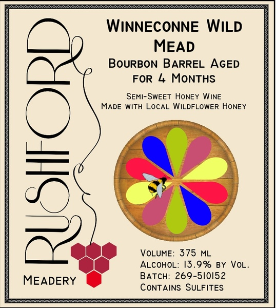 Product Image for 2015 Winneconne Wild Barrel Aged 375mL
