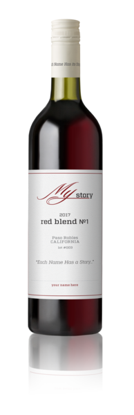 2017 Red Blend #1