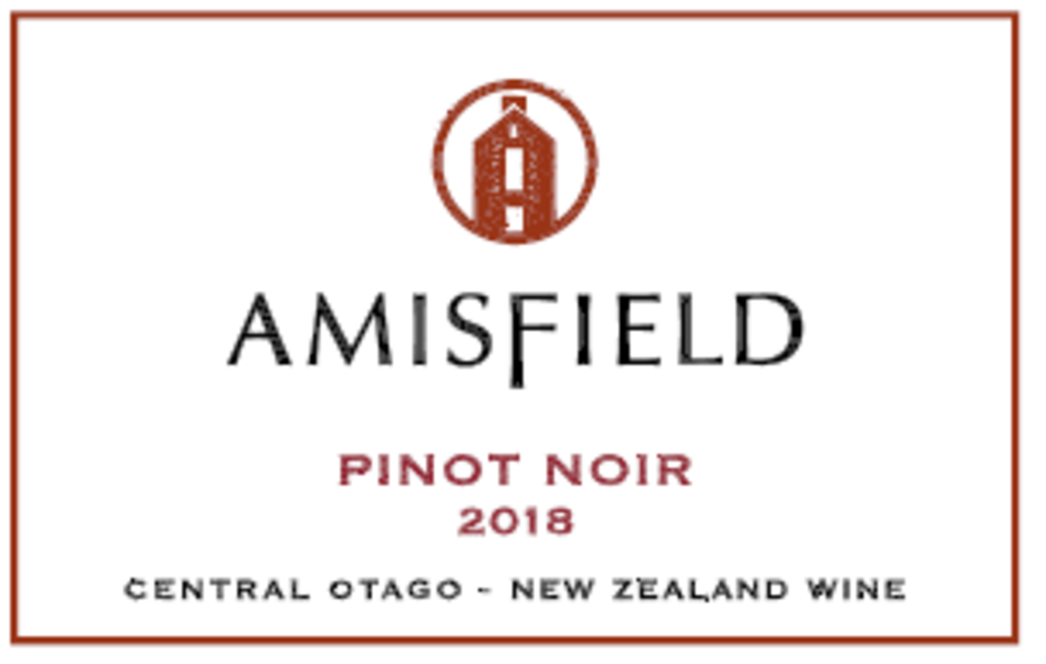 2018 Amisfield Pinot Noir