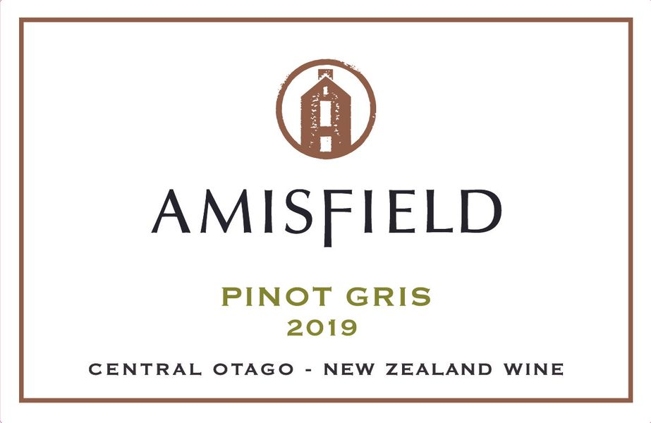 2019 Amisfield Pinot Gris