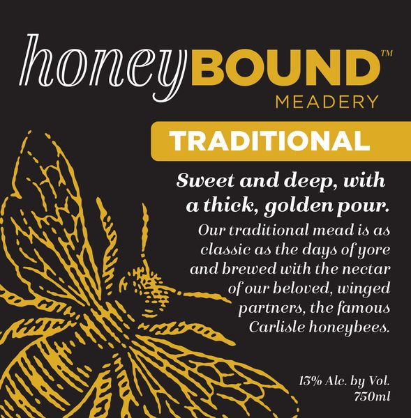 Honey Bound Traditional Mead