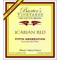 Icarian Red