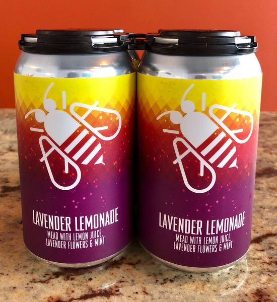 Product Image for 2019 Lavender Lemonade Mead