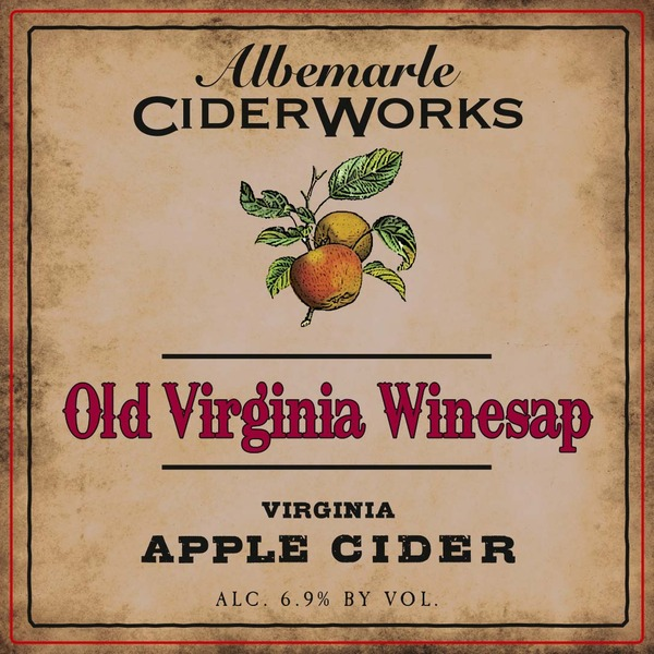 Product Image for 2016 Old Virginia Winesap