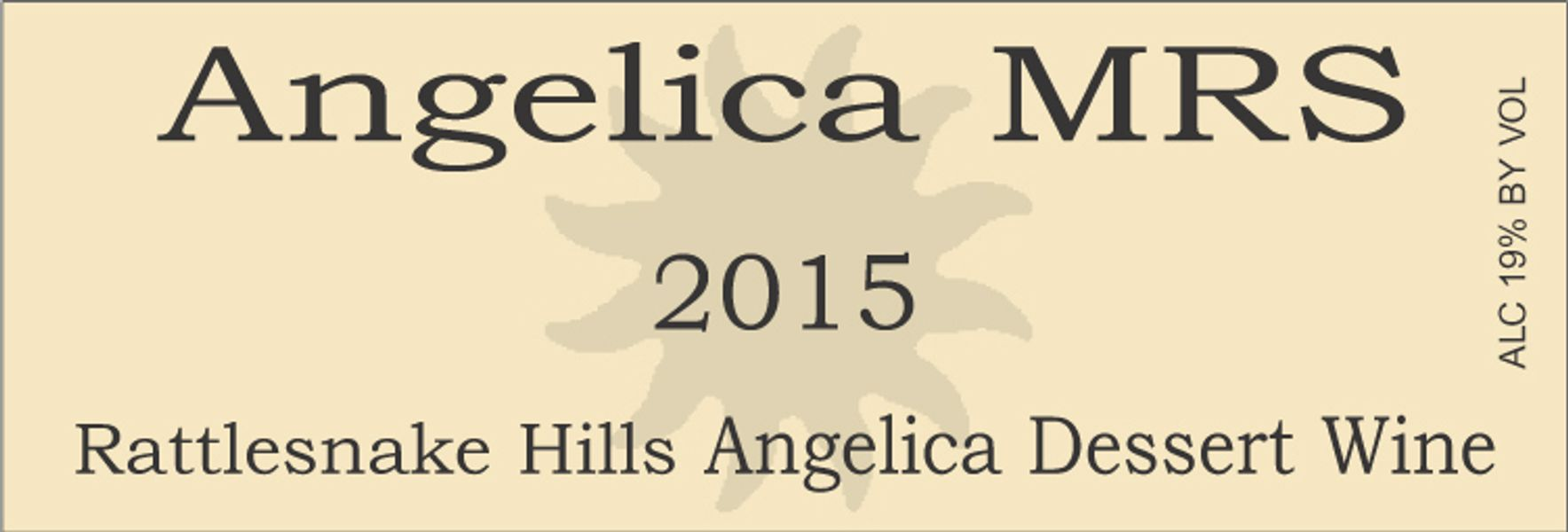 2015 Angelica MRS