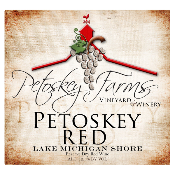 2017 Petoskey Red